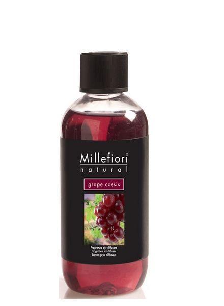 Millefiori Milano  Millefiori Grape Cassis Navulling 250ml