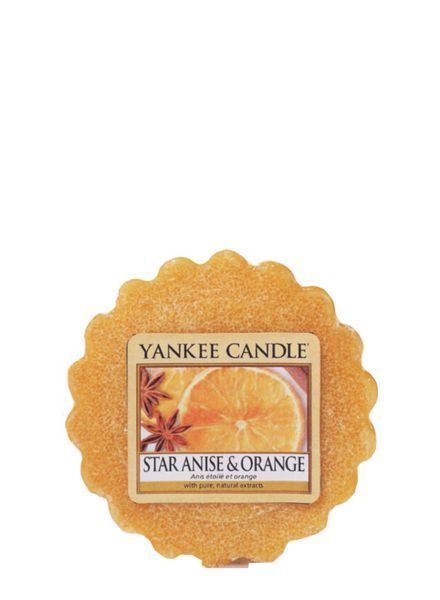 Yankee Candle Star Anise & Orange Tart