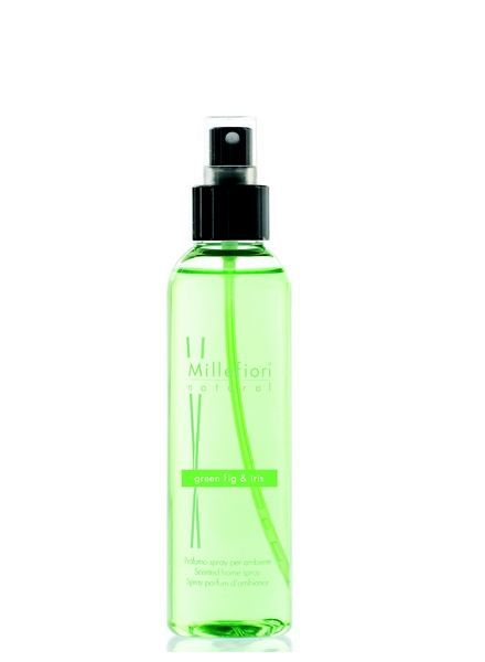 Millefiori Milano  Millefiori Green Fig & Iris Room Spray