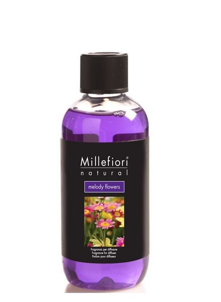 Millefiori Milano  Millefiori Milano Melody Flowers  Navulling Natural 250ml