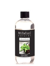 Millefiori Milano  Millefiori White Mint & Tonka Navulling 250ml