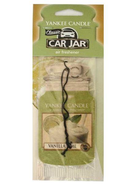Yankee Candle Yankee Candle Car Jar Vanilla Lime