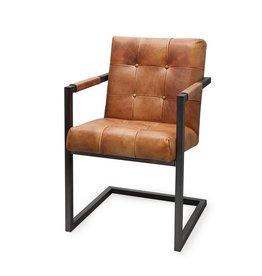 Leren eetkamerstoelen, fauteuils, eetkamerbanken Amersfoort, - Zitze ...