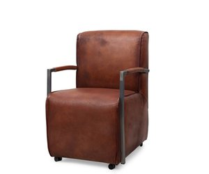 Buffel leren fauteuil algarve zitze zo