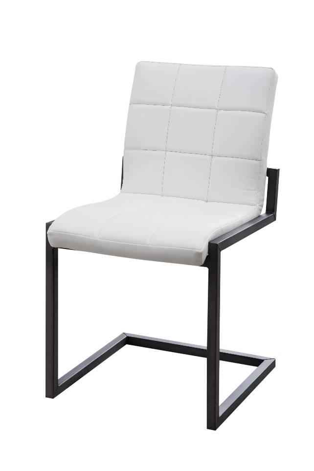 Buffel leren stoel dado zonder armleuning zitze zo for Leren stoel