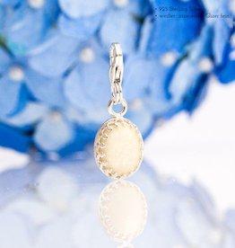 Miluh Manufaktur Charmini Muttermilchstein Krone Oval