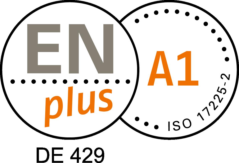 Holzpellets - NRW Pellets Enplus A1 zertifiziert