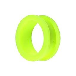 Acrylic Tunnel - UV Green-Yellow