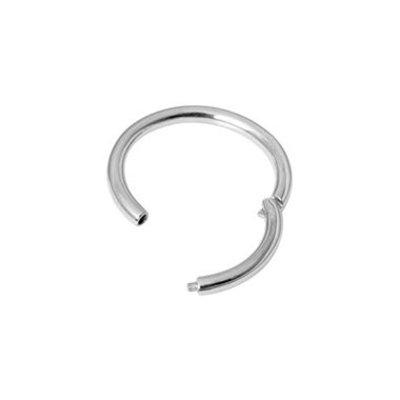 Chirurgisch Stalen Click Ring - Basic
