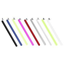 Bioplast Straight Barbell - Colors