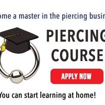 Piercing Cursus