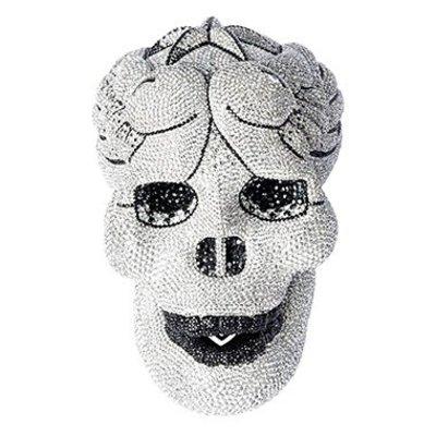Crystal Evolution Swarovski Decoration Sugar Skull