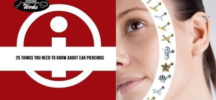 25 things you need to know about ear piercings
