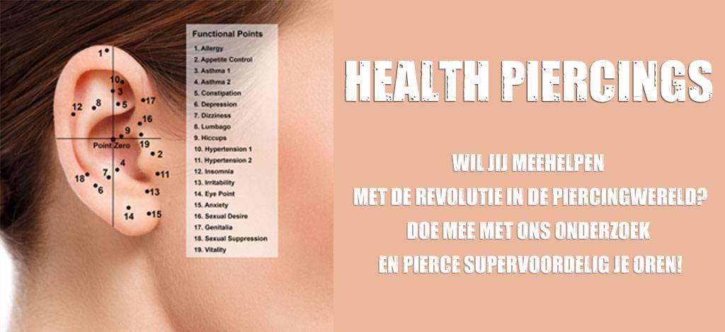Health Piercings