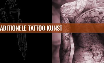 Traditionele tattoo-kunst