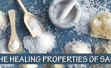 The healing properties of salt