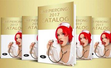 Oor Piercings Catalog 2017