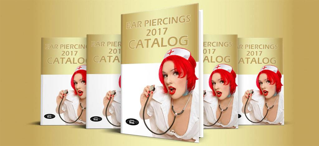 Oor Piercings Catalog 2017