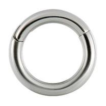 Surgical Steel Segment Ring - Basic (1,2mm)