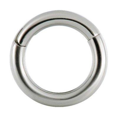Chirurgisch Stalen Segment Ring - Basic (1,2mm)