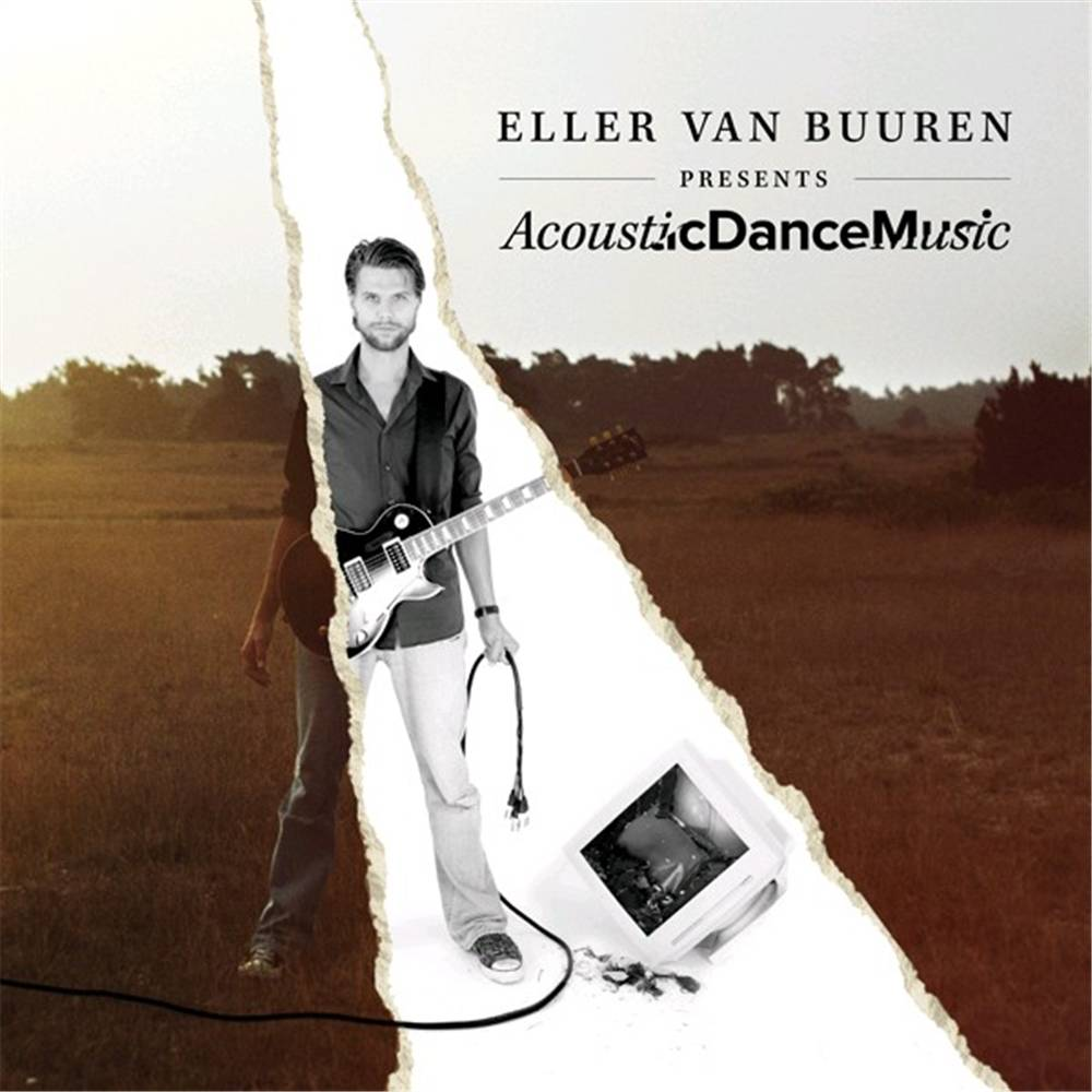 Eller van Buuren - Acoustic Dance Music (Signed)