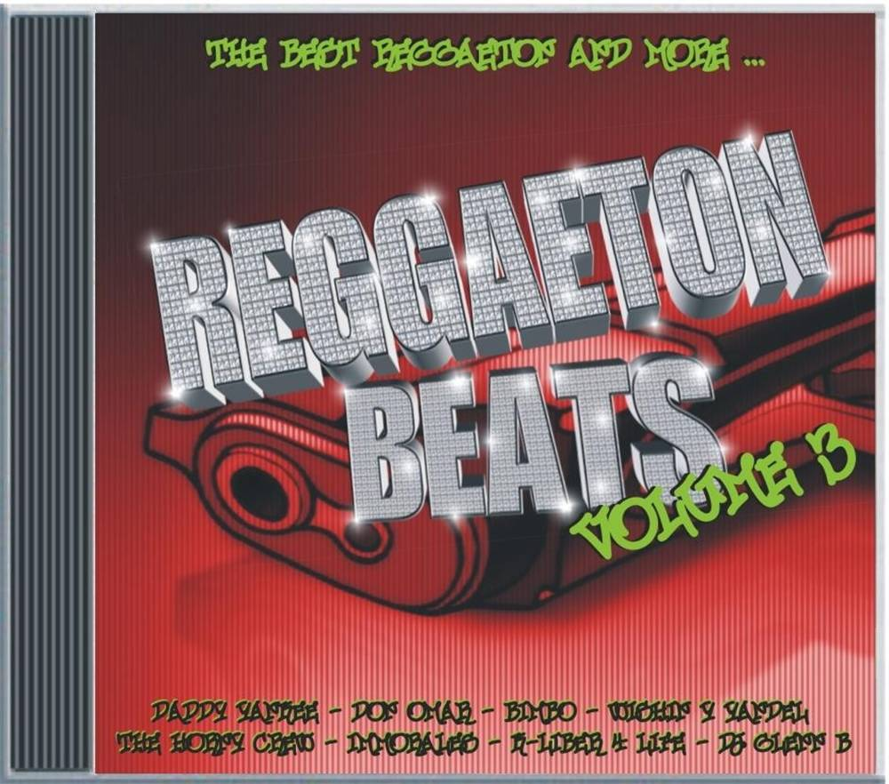 Reggaeton Beats Vol. 3