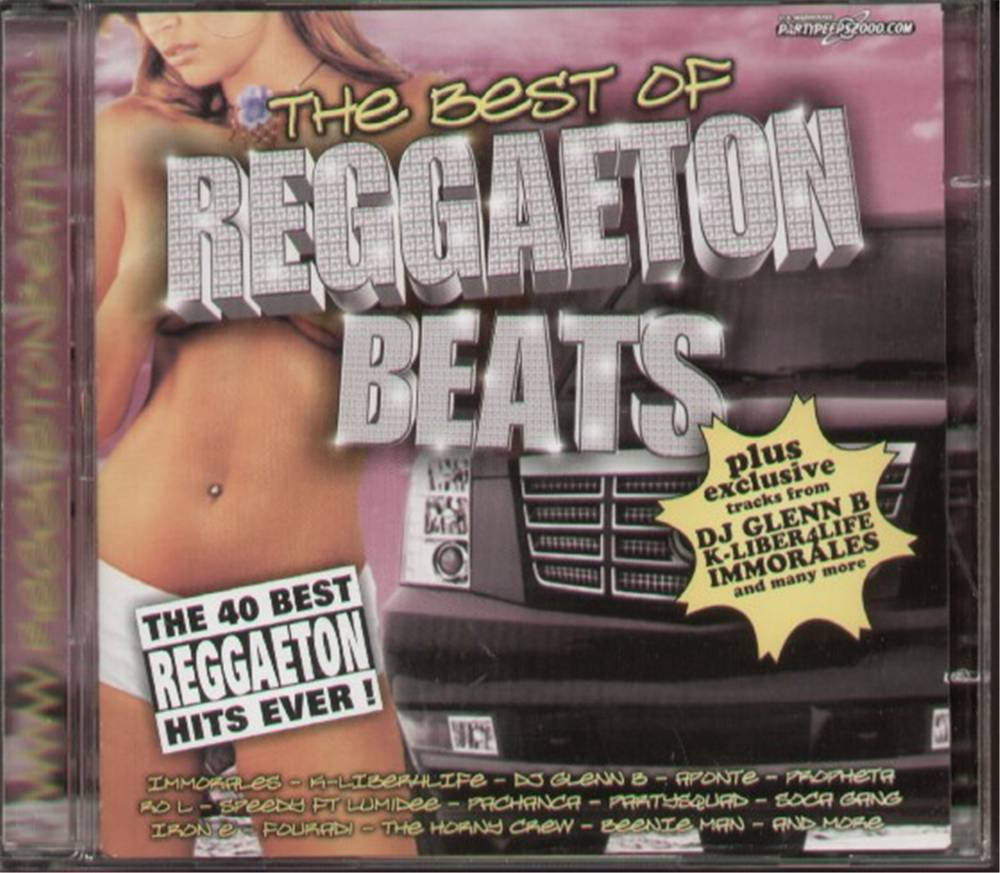 Best Of Reggaeton Beats