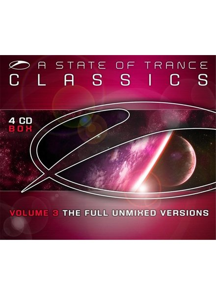 A State Of Trance Armin van Buuren - A State Of Trance Classics, Vol. 3