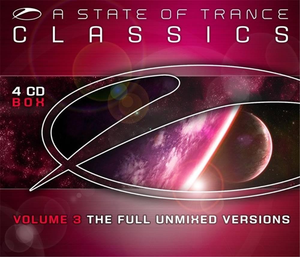 Armin van Buuren - A State Of Trance Classics 3