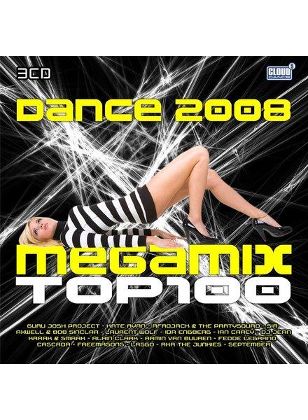 Dance Mega Mix Top 100 2008