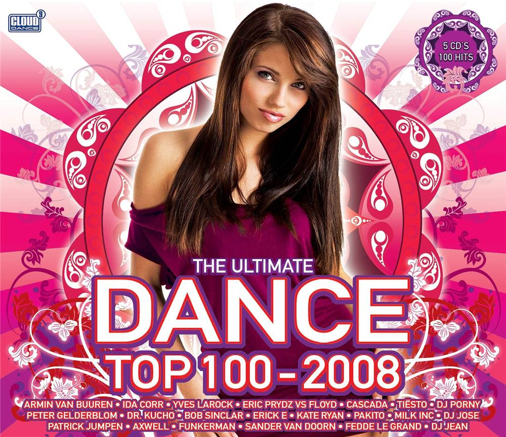 Ultimate Dance Top 100 -2008