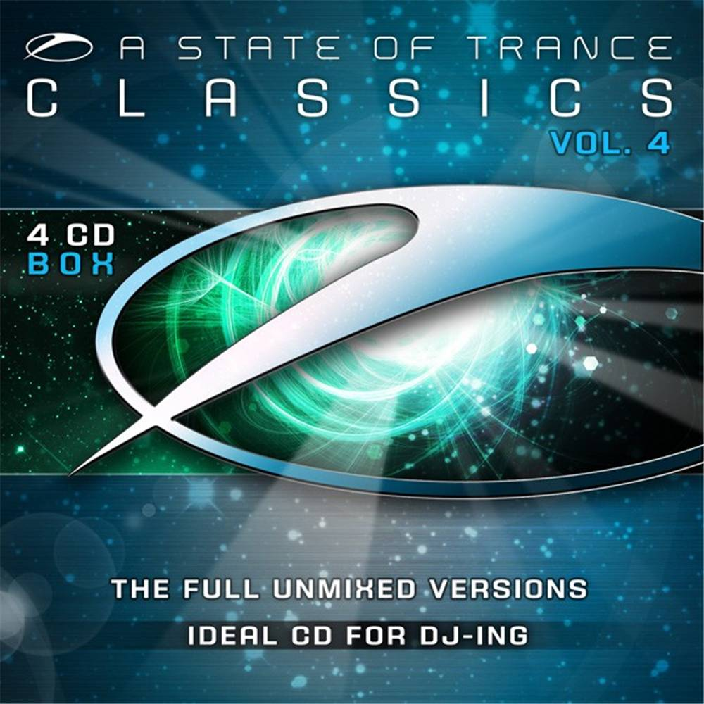 A State Of Trance Armin van Buuren - A State Of Trance Classics, Vol. 4