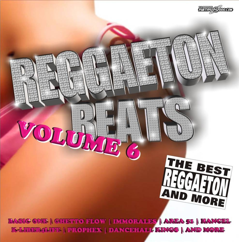 Reggaeton Beats Vol. 6