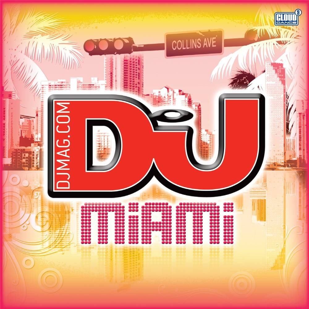 Dj Mag Miami 2010