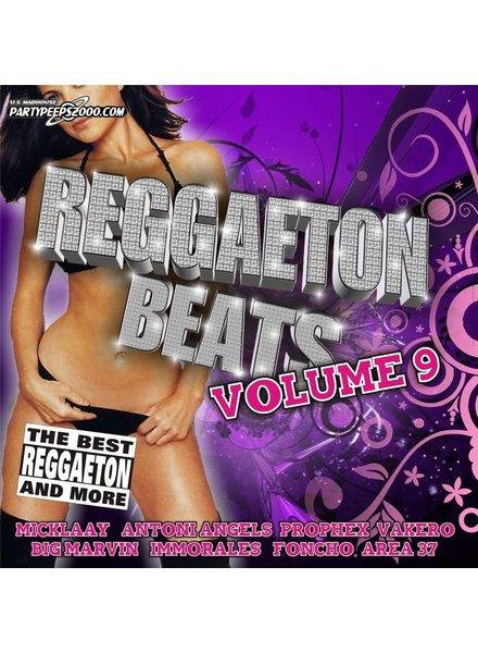 Reggaeton Beats Vol. 9