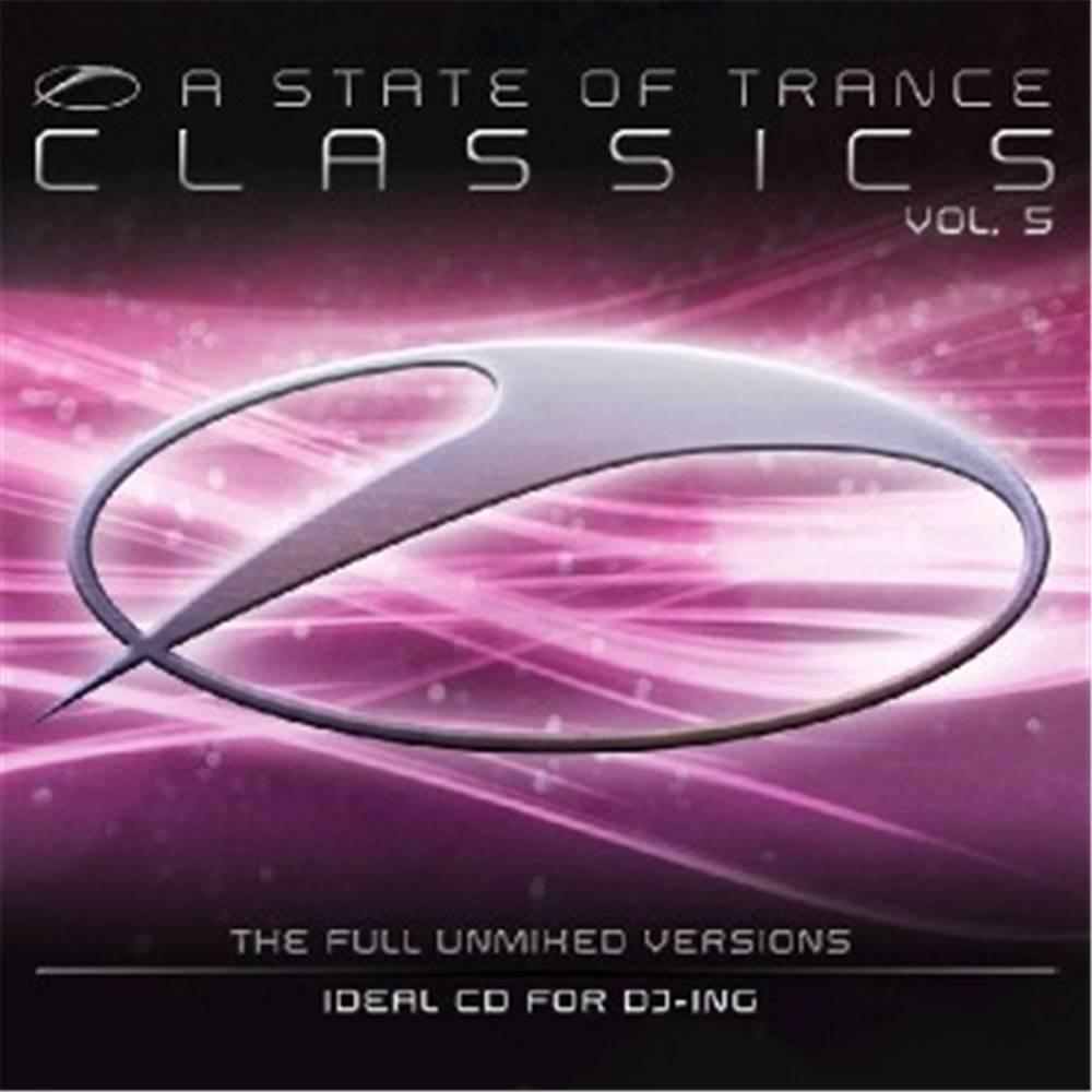 Armin van Buuren - A State Of Trance Classics 5