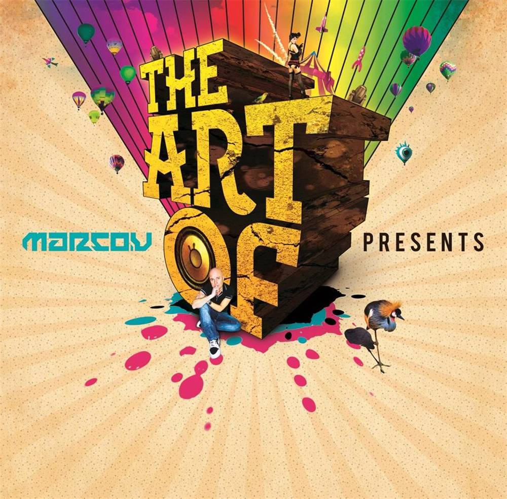Marco V presents - The Art Of