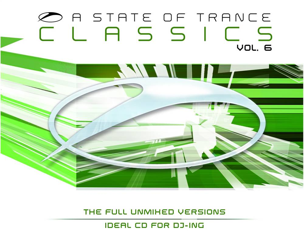 A State Of Trance Armin van Buuren - A State Of Trance Classics 6