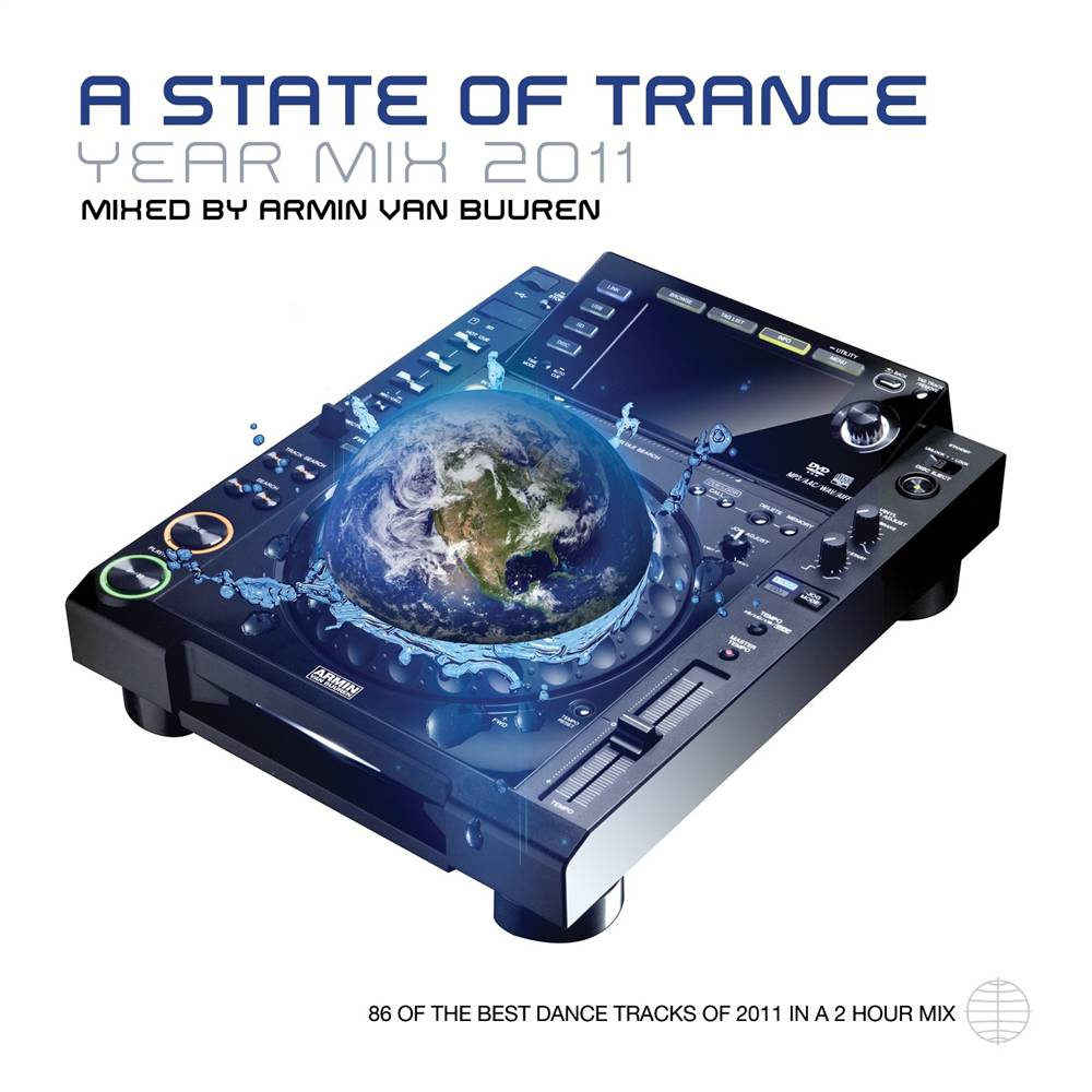 A State Of Trance Armin van Buuren - A State Of Trance Year Mix '11