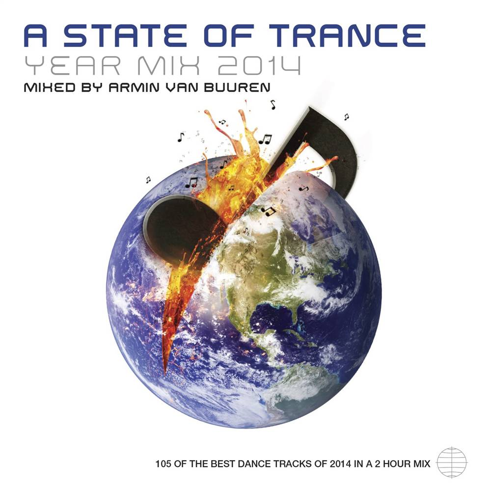 A State Of Trance Armin van Buuren - A State Of Trance Year Mix '14