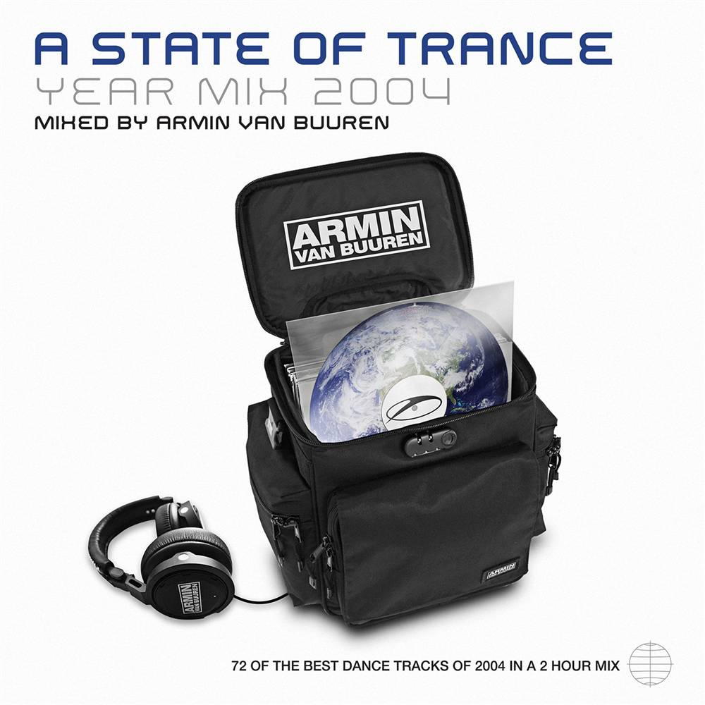 A State Of Trance Armin van Buuren - A State Of Trance Year Mix '04