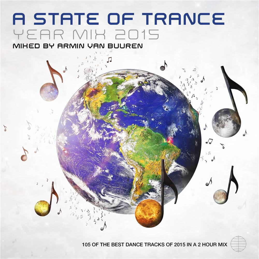 A State Of Trance Armin van Buuren - A State Of Trance Year Mix 2015