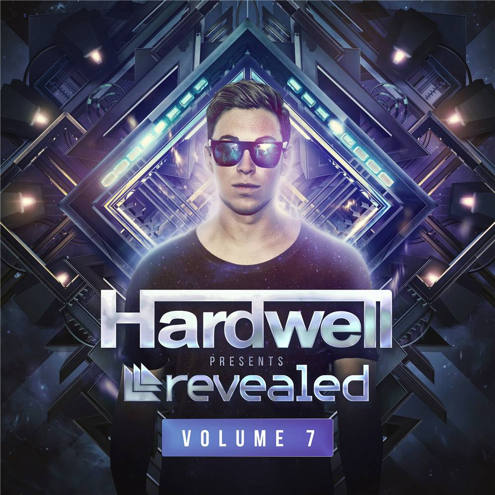 Hardwell - Revealed Volume 7 (Signed)