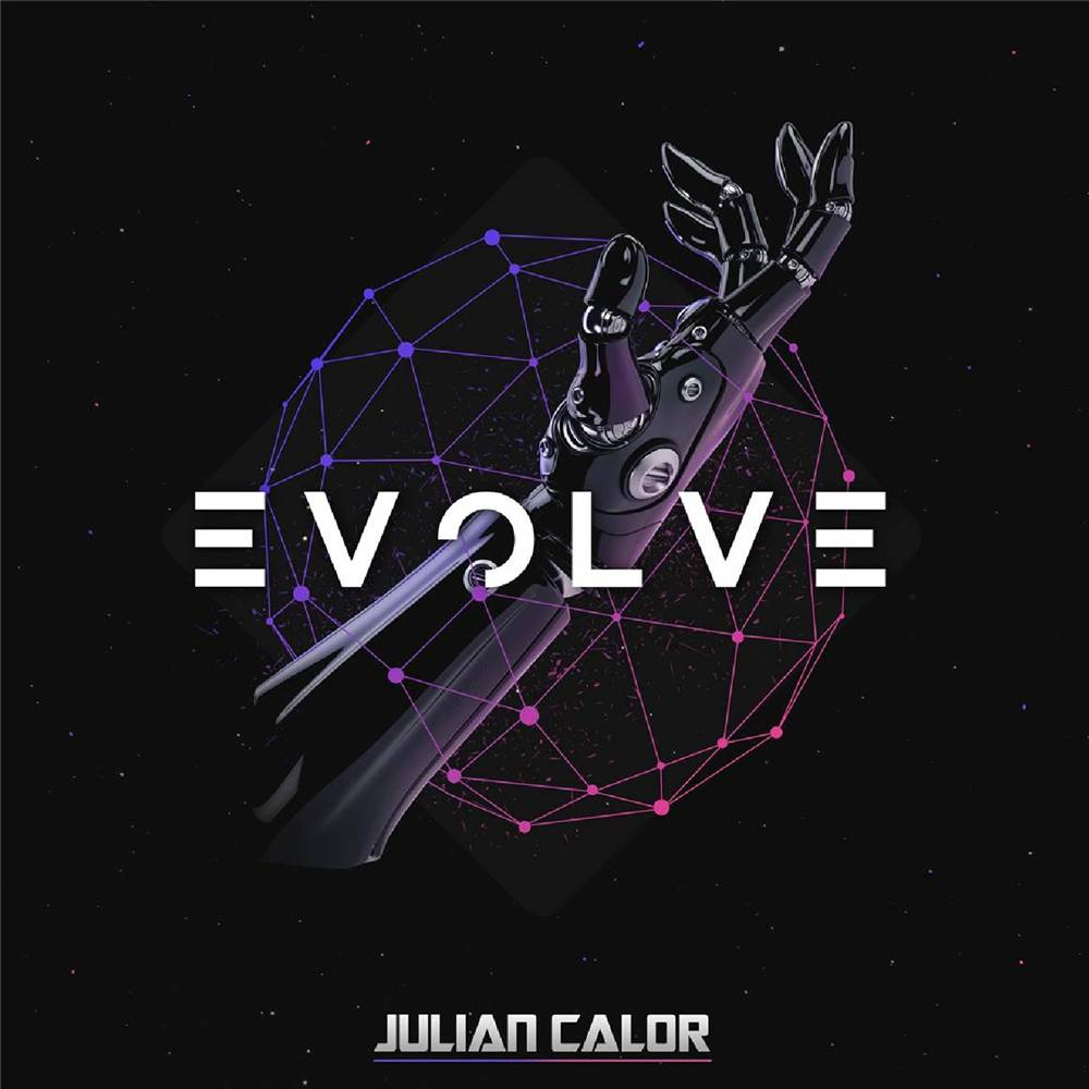 Julian Calor - Evolve - Signed Copy