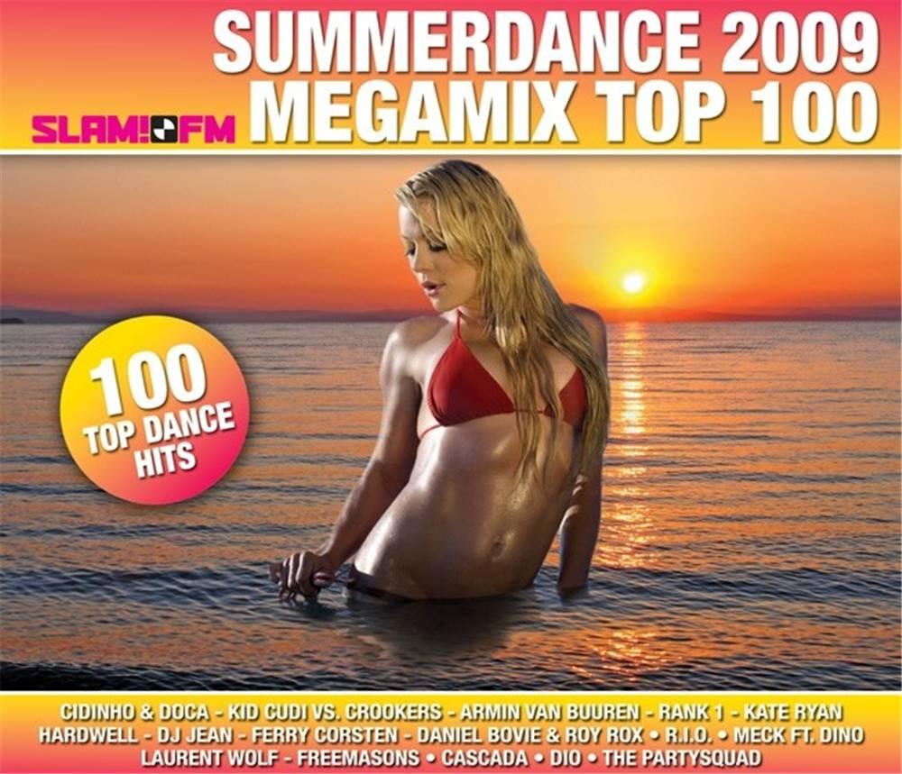 Summerdance Megamix 2009