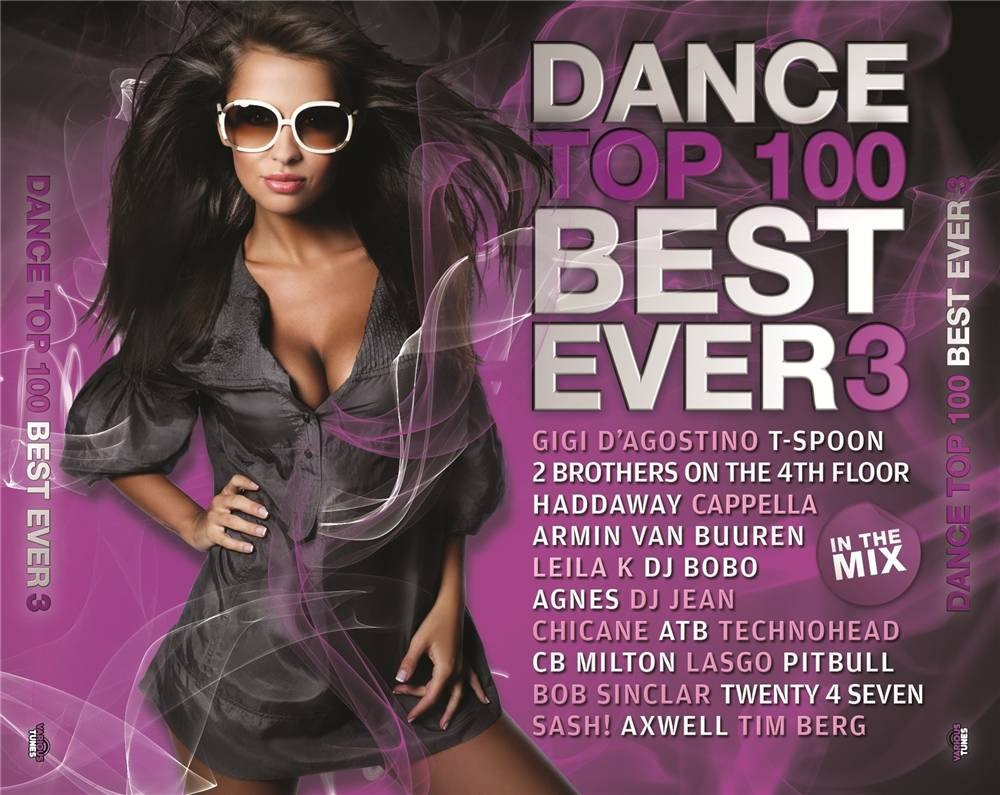 Dance Top 100 - Vol. 3