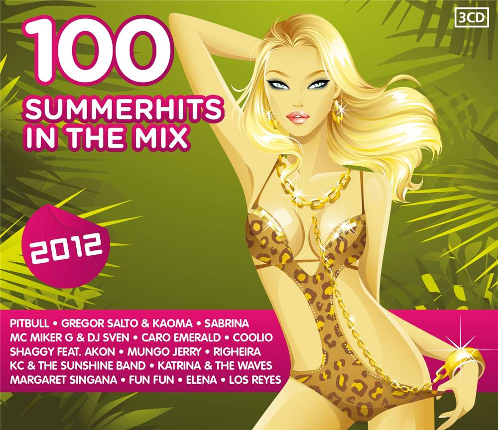 100 Summerhits In The Mix