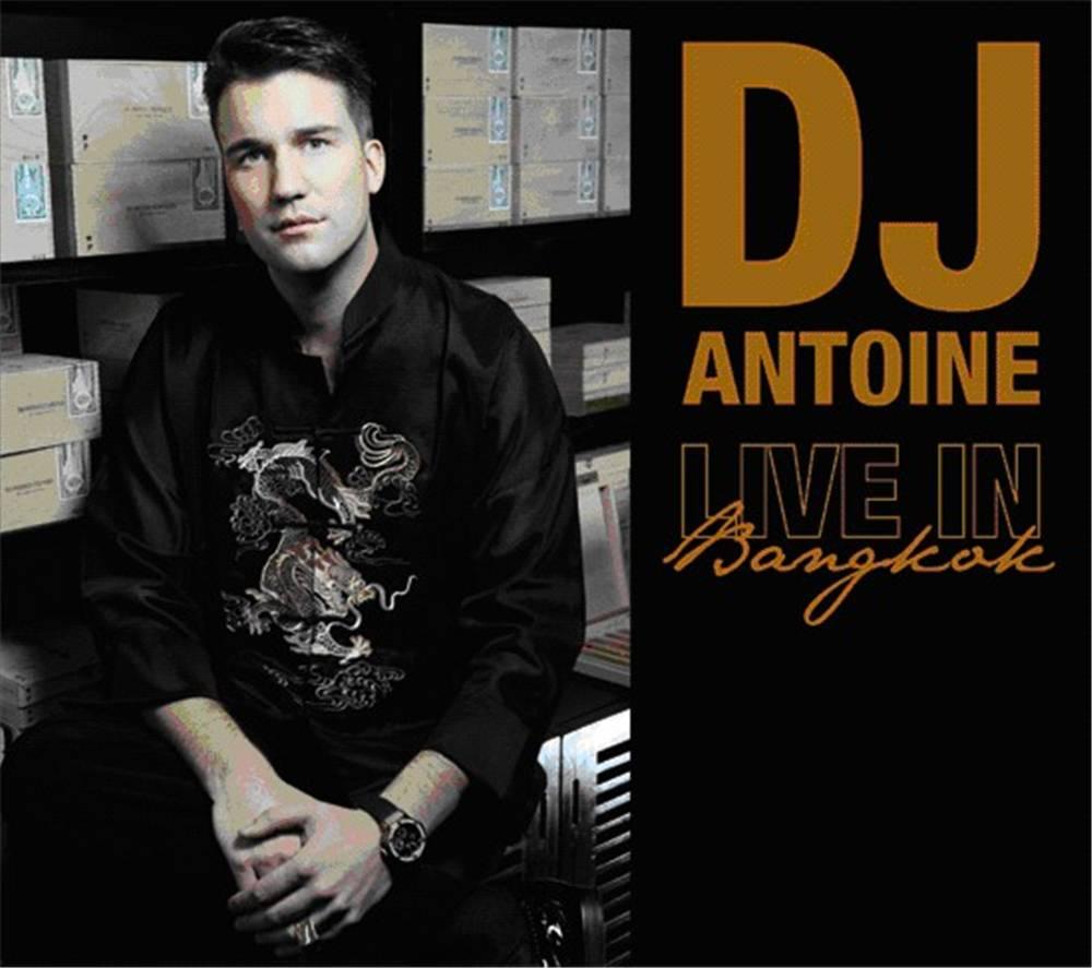 Dj Antoine - Live In Bangkok