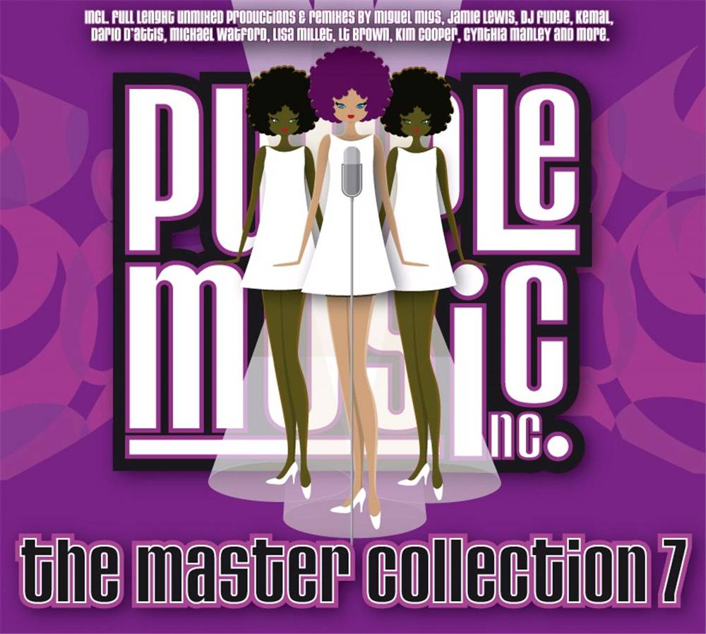 Purple Music - The Master Collection 7