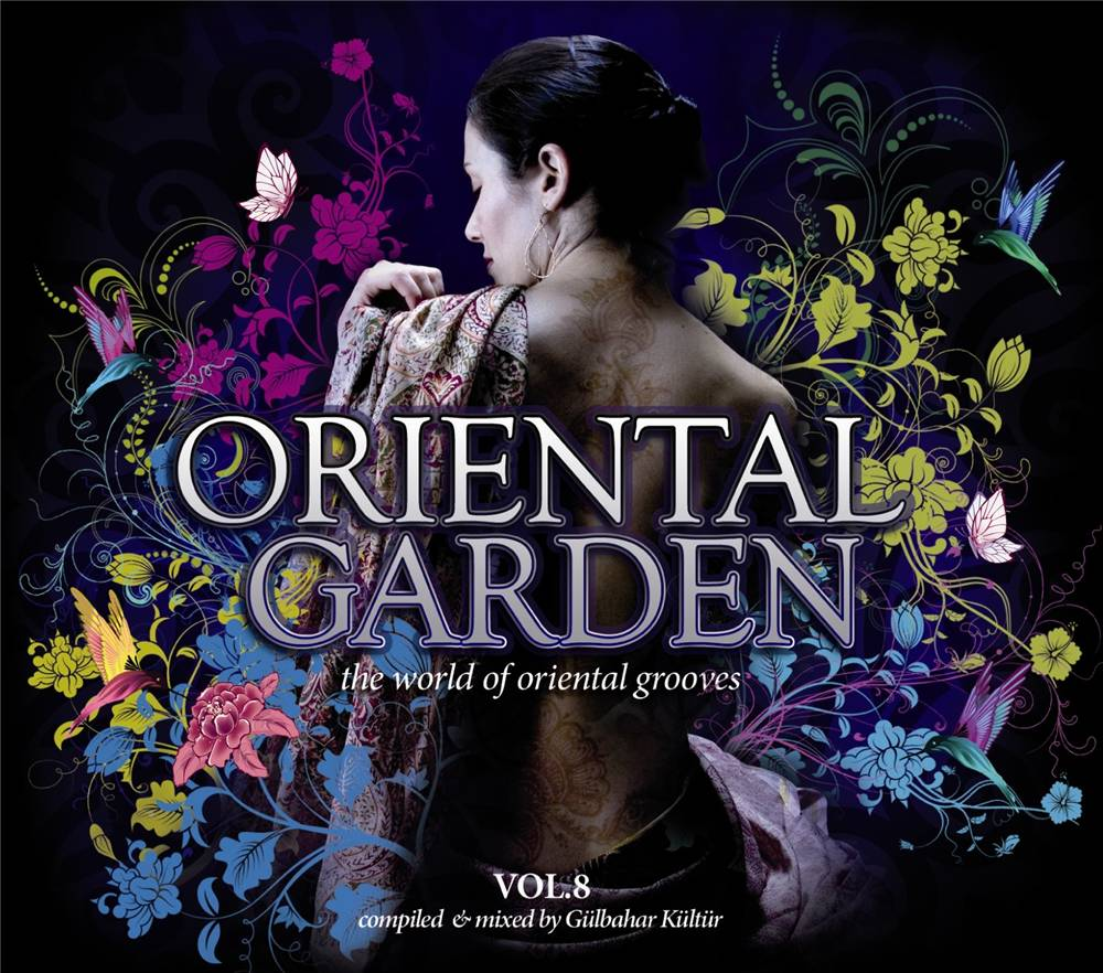 Oriental Garden Vol.8